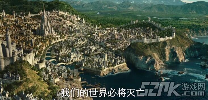 魔兽真人电影中文版预告片公布 大战一触即发!