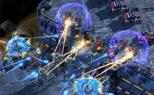 《星际争霸2:虚空之遗》多人对战模式11.10上线
