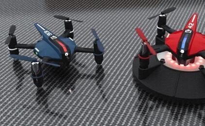99美元的酷炫无人机出炉 还能用手机进行多人对战