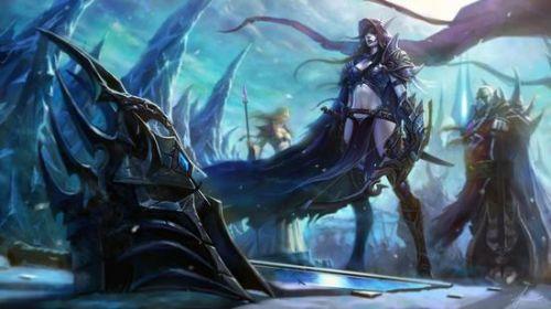 双重性格!玩家盘点《魔兽世界》人格分裂英雄