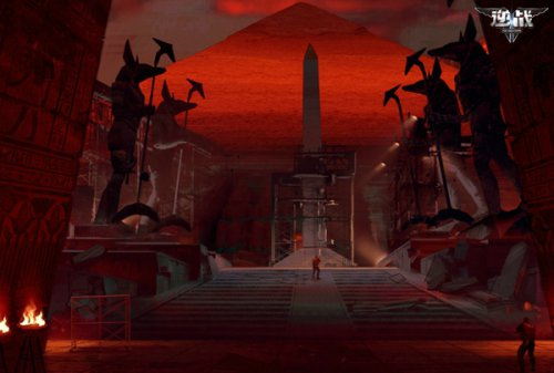 《逆战》再现古埃及神话传说 新玩法题材背景畅