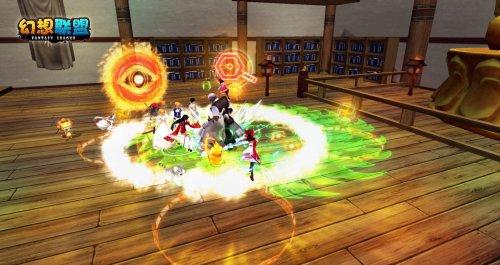 二次元界出新游,《幻想联盟》来破壁!