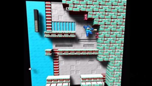 史上最NB红白机模拟器:3D版魂斗罗你玩过吗?