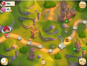 Rovio:《愤怒的小鸟》4月将会迎来全新类型的游戏