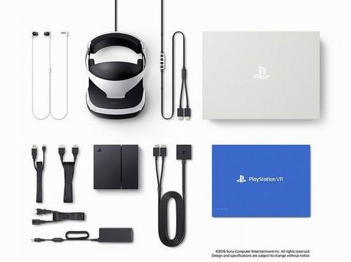 2600元索尼大杀器!PlayStation VR正式开卖