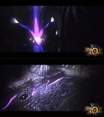 《怪物猎人OL》年度资料片 全新原创古龙登场