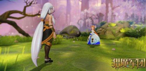 《猎魔军团》内涵版白雪公主视频 毁的一手好童年