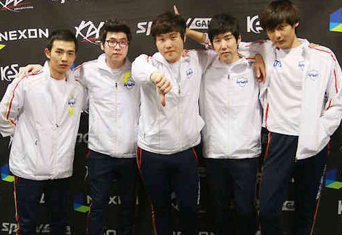 TI6韩国队的逆袭 是对手变强还是我军变弱?