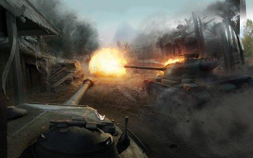 《坦克世界》新兵报到!
