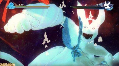 《火影忍者究极忍者风暴4:博人之路》游戏画面
