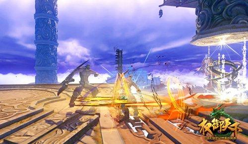 """《权御天下》VR版将至 """"黑科技""""缔造双端的国战传"""