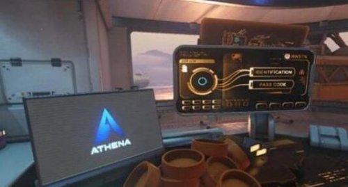 《守望先锋》新英雄不止Sombra 还有AI机器人雅典娜