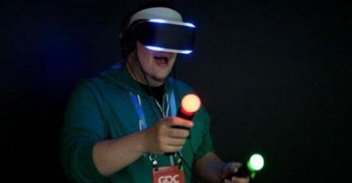 中国VR用户研究:潜在用户4.5亿 眩晕和近视待解决