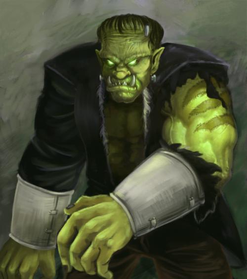《炉石》英雄也要过万圣节!鬼怪妆容谁最像