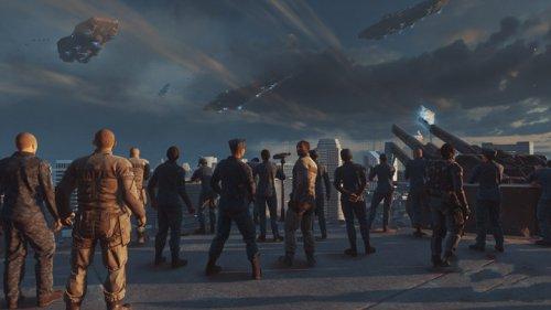 《使命召唤13:无限战争》PS4 游戏截图泄露