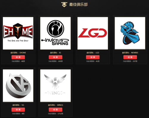 中国DOTA2年度盛典耀世来袭 评选出心中的NO.1