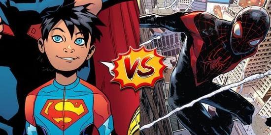 20年前答案已揭晓 漫威vs DC超级英雄终极对决