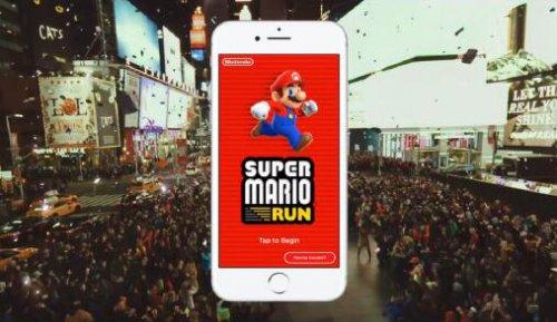 任天堂《超级马里奥跑酷》真人宣传片公布 15日上架