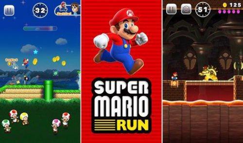 外媒:《超级马里奥Run》难以超越《pokemon go》