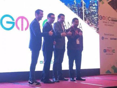 GMGC马尼拉2017首场国际性游戏盛会菲律宾召开