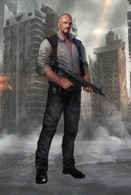 《永恒都市3》硬汉:格伦和强森你最喜欢用谁突突丧尸
