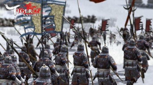 《Tiger Knight》虎豹骑将推新版 Steam上演战争之美