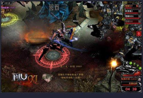 《奇迹MU》狼魂要塞并肩作战 天罗地网式防守