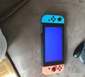 任天堂新主机Switch出现蓝屏问题 暂无解决方法