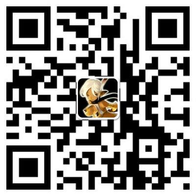 微信订阅号二维码图片
