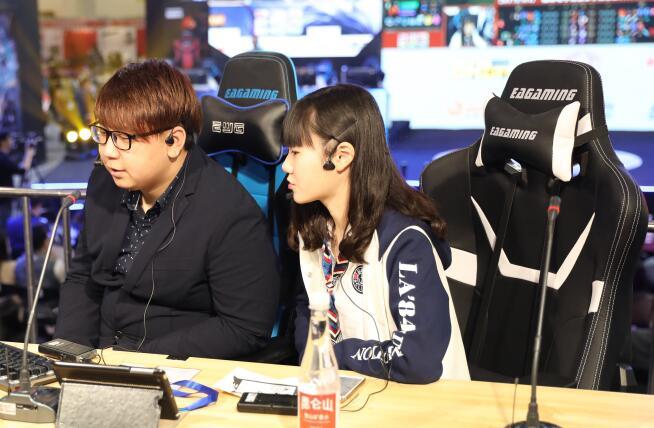 中韩女子电竞巅峰对决49分钟殊死搏斗