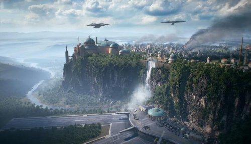 《星球大战:前线2》再曝多人地图 进攻希德
