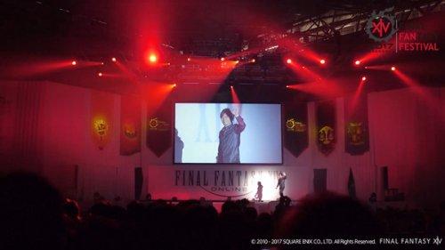 《最终幻想14》Fanfest第二批普通票本周六开售!