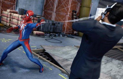 《蜘蛛侠》游戏新作情报 玩法类似《日落过载》