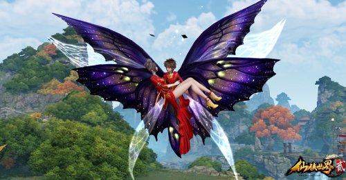 《仙侠世界2》花式飞行玩法曝光 宣传视频同步放出!