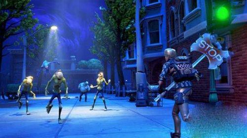 《堡垒之夜》新增群攻模式介绍 敌人可逐渐升级