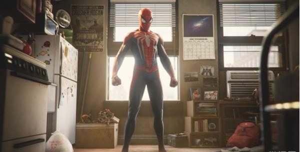 《蜘蛛侠》游戏场景超惊艳 超级英雄从不杀生