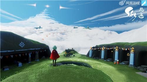 陈星汉新作《Sky光遇》首次海外测试 云海之中相约